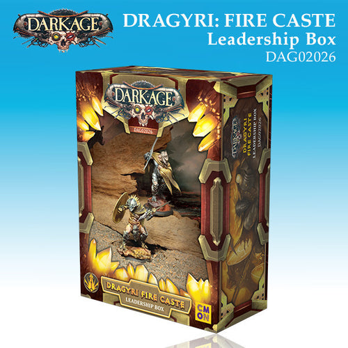 Dragyri: Fire Caste Leadership