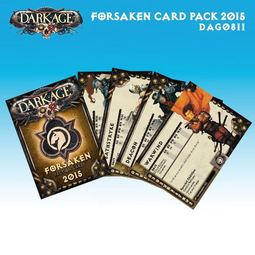 Dark Age Faction Deck - Forsaken