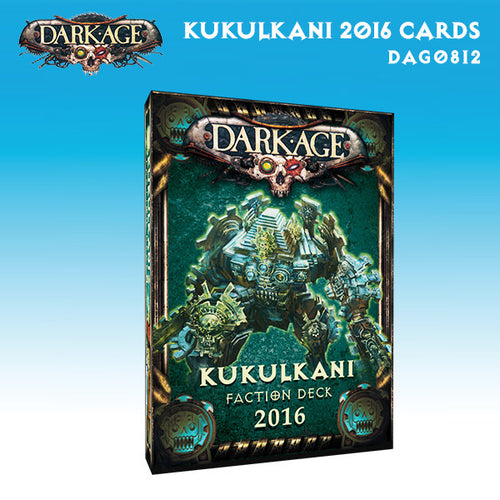 Dark Age Faction Deck - Kukulkani