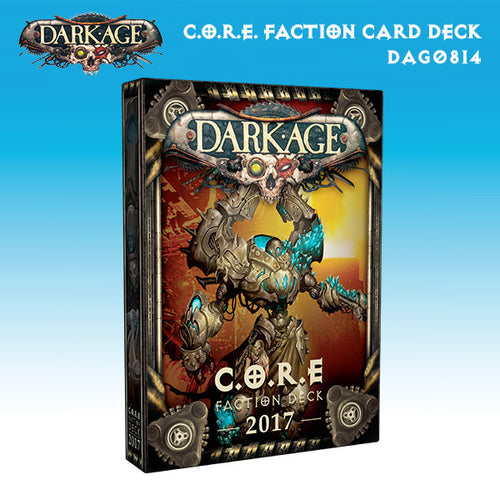 Dark Age Faction Deck - C.O.R.E.