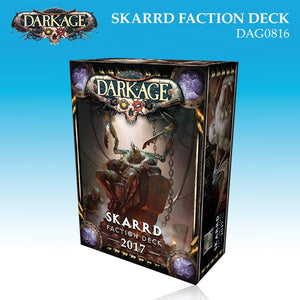 Dark Age Faction Deck - Skarrd