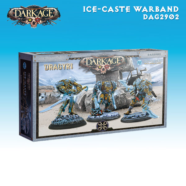 Dragyri: Ice Caste Warband