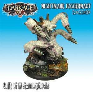 Skarrd: Nightmare Juggernaut