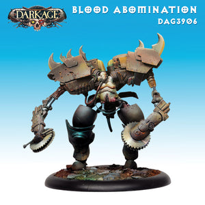 Skarrd: Blood Abomination