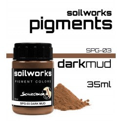 Scale75 Soil Works Dark Mud