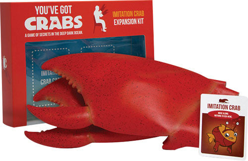 You've got crabs : imitation crab expansion kit