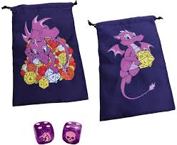 DIce Dragon Dice Bag