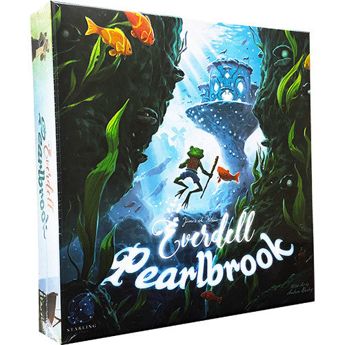 Pearlbrook- an Everdell expansion