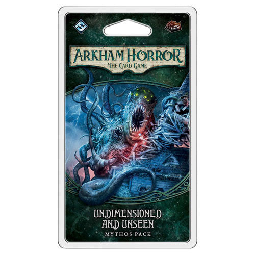 Arkham Horror TCG : Undimensioned and Unseen