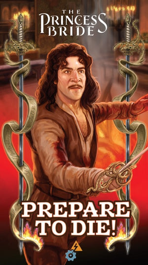 The Princess Bride - Prepare to Die!