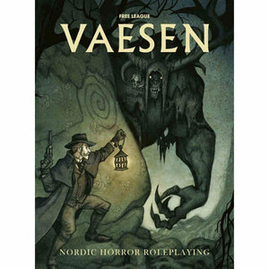 Vaesen - Nordic Horror Roleplaying: core rulebook