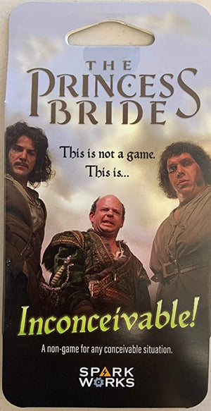 The Princess Bride - Inconceivable!