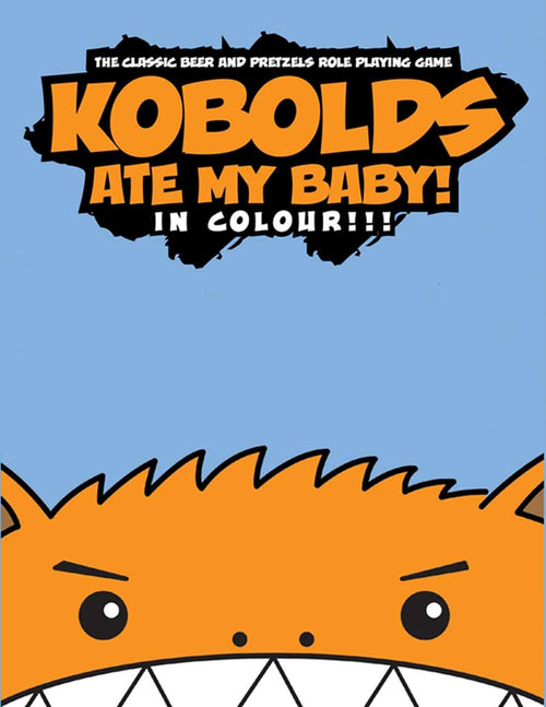 Kobolds Ate My Baby! In Color!!!