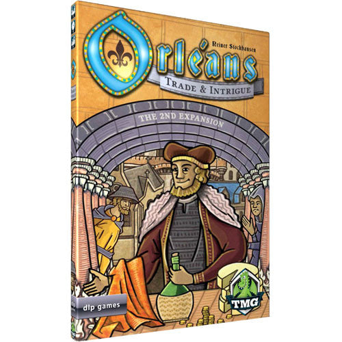 Orleans - Trade & Intrigue