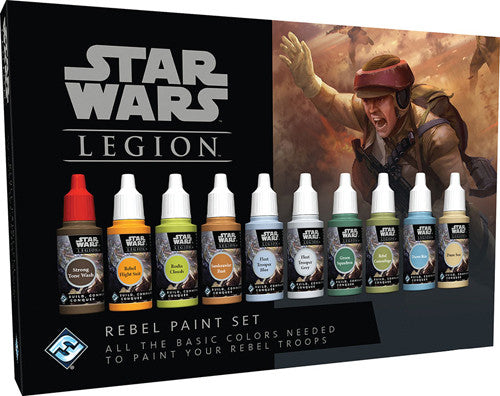Rebel Paint Set