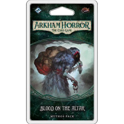 Arkham Horror TCG : Blood on the Altar