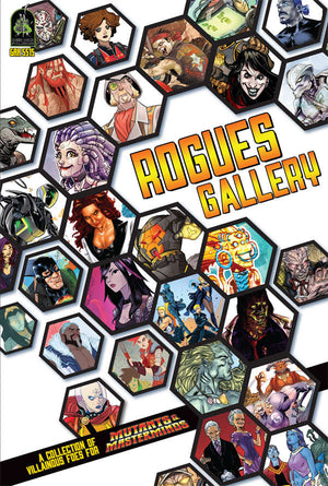 Mutants and Masterminds - Rogues Gallery