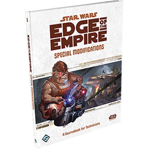 Edge of the Empire - Special Modifications