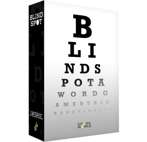 Blind Spot Word Game