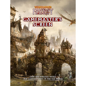 Warhammer Fantasy Roleplay Gamemaster's Screen