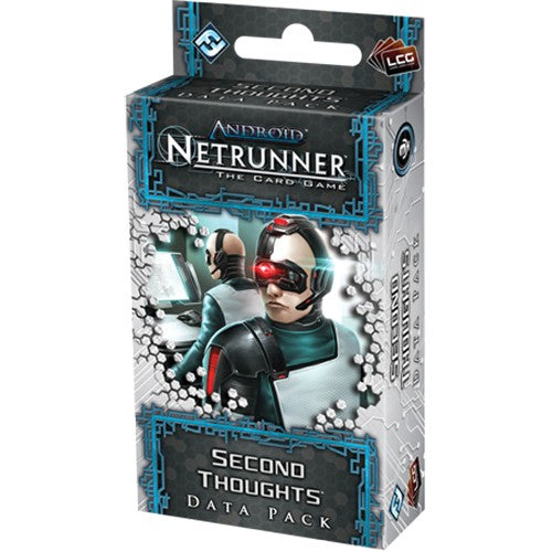 Android Netrunner -  Data Pack : Second Thoughts