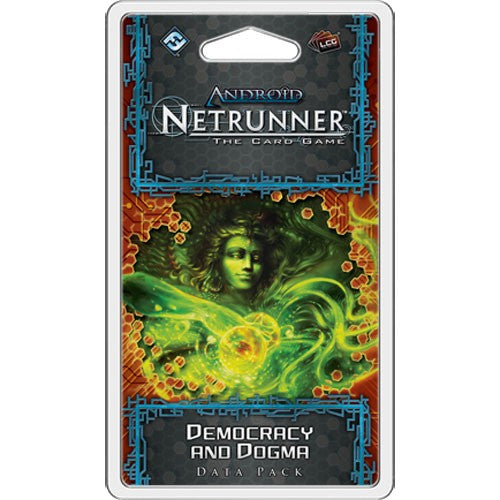 Android Netrunner -  Data Pack : Democracy and Dogma
