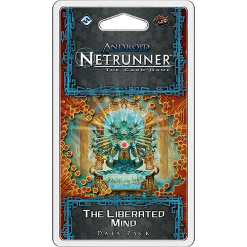 Android Netrunner -  Data Pack : The Liberated Mind