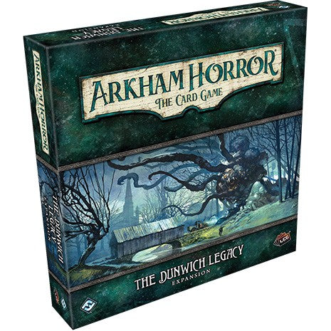 Arkham Horror TCG : The Dunwich Legacy expansion