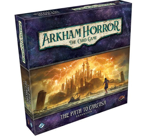 Arkham Horror TCG : The Path to Carcosa expansion