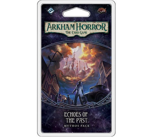 Arkham Horror TCG : Echoes of the Past expansion