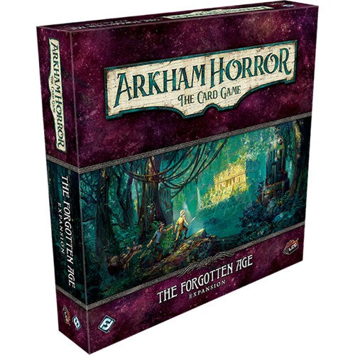 Arkham Horror TCG : The Forgotten Age expansion