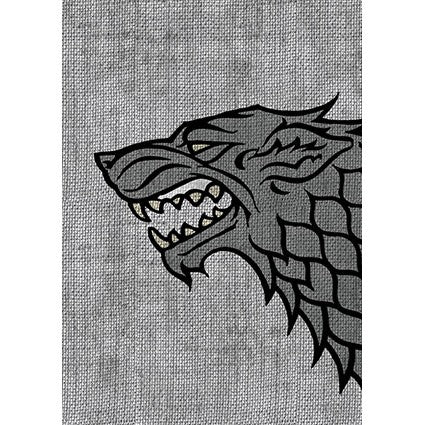 Fantasy Flight Card Sleeves: A Game of Thrones - House Stark sleeves (50)
