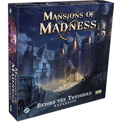 Mansions of Madness - Beyond the Threshold