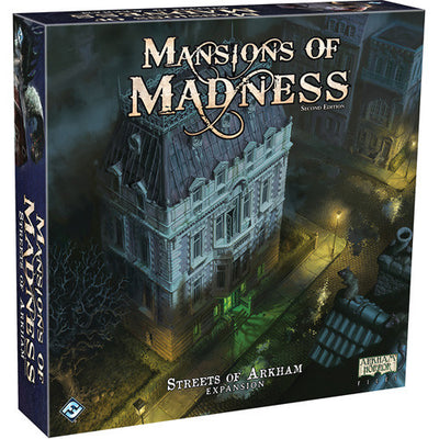 Mansions of Madness (2nd Edition): Streets of Arkham Expansion