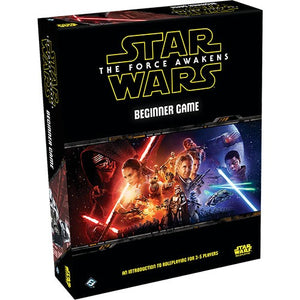 Star Wars the Force Awakens - Beginner Game set