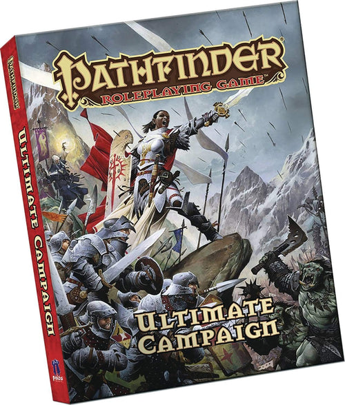 Pathfinder - Ultimate Campaign pocket edition