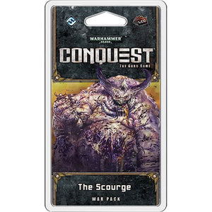 Warhammer 40,000: Conquest - Warpack : The Scourge