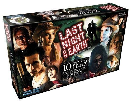 Last Night on Earth - 10 year anniversary edition