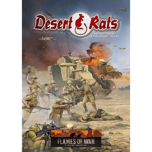 Flames of War : Desert Rats