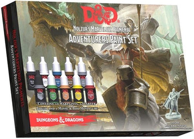Nolzur's Marvelous Pigments - Adventurers paint set
