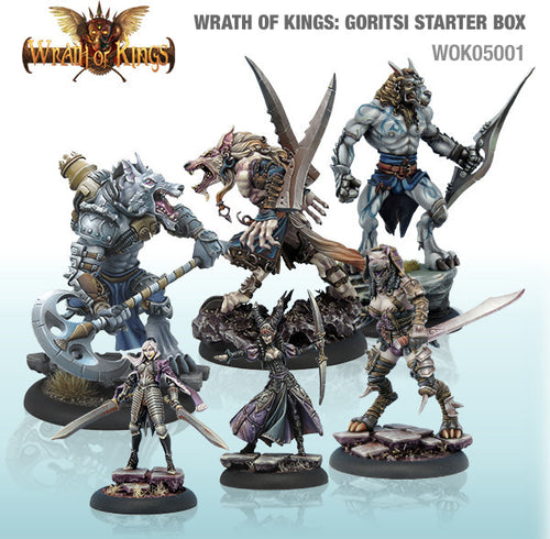 House Goritsi Starter Box