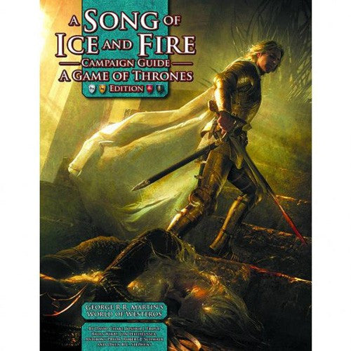 A Song of Ice and Fire : campaign guide (GoT edition)