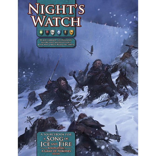 A Song of Ice and Fire : Night's Watch