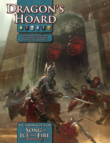 A Song of Ice and Fire : Dragon's Hoard