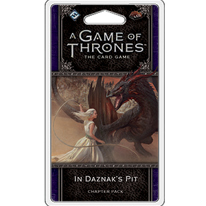 A Game of Thrones : In Daznak's Pit