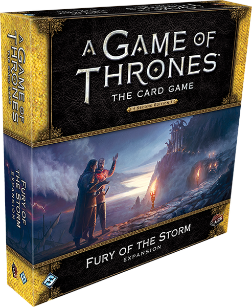 A Game of Thrones: Fury of the Storm Expansion