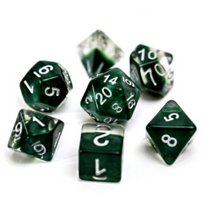 Neutron : Hunter - 7 dice set