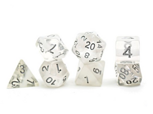 Neutron : Ice - 7 dice set