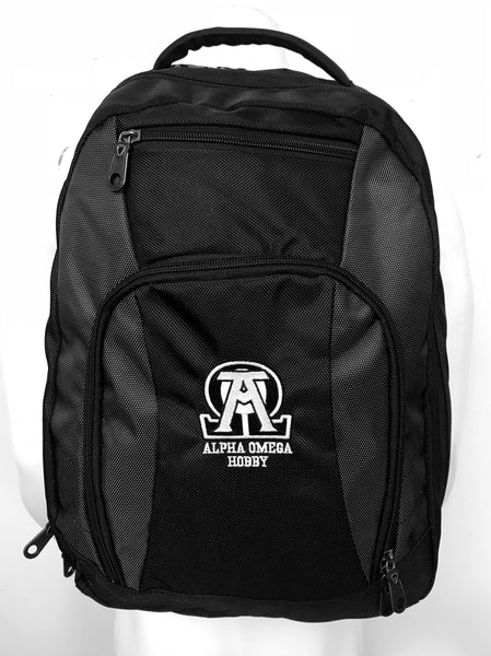 Alpha Omega Hobby Back Pack