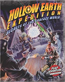 Hollow Earth Expedition - Secrets of the Surface World